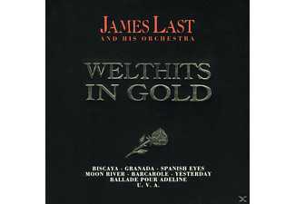 James Last - Welthits In Gold - (CD)