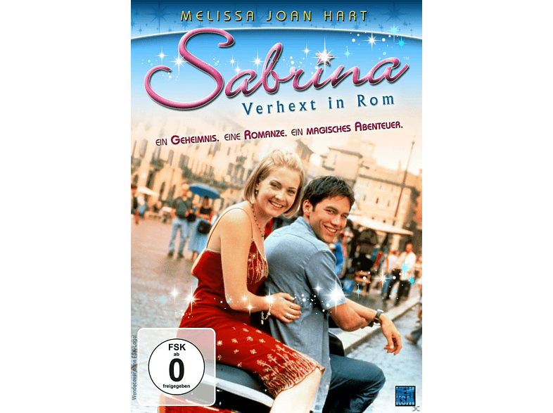 Sabrina - Verhext in Rom [DVD]
