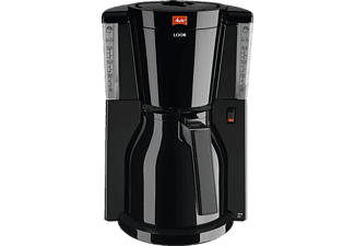 MELITTA LOOK Therm Selection Svart - Kaffebryggare