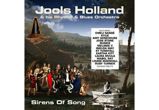 Jools & His Rhythm & Blues Orchestra Holland - Sirens Of Song [CD]