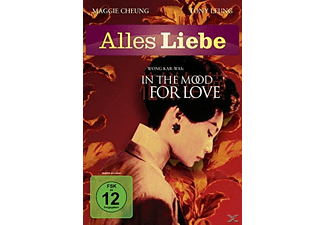 In the Mood for Love (Alles Liebe) - (DVD)