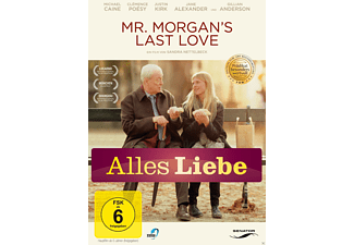 Mr. Morgan's Last Love (Alles Liebe) - (DVD)