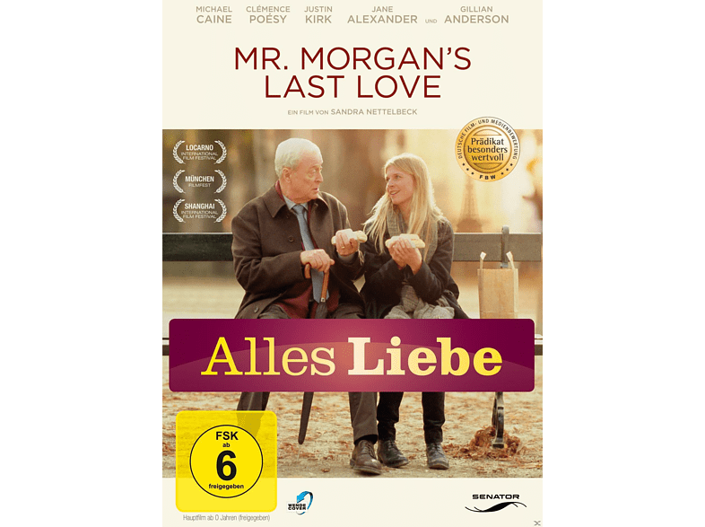 Mr. Morgan's Last Love (Alles Liebe) [DVD]
