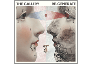VARIOUS - The Gallery-Re.Generate - (CD)