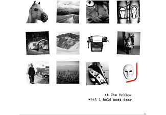 At The Hollow - What I Hold Most Dear [CD]