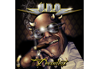 Udo - Decadent (Ltd.Digipak) - (CD)
