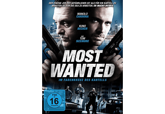 Most Wanted – Im Fadenkreuz des Kartells - (DVD)
