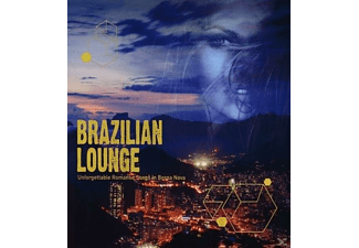 VARIOUS - Brazilian Lounge - (CD)