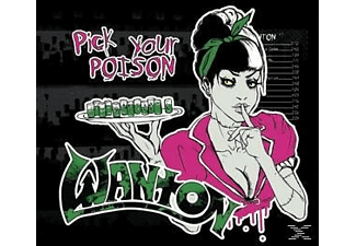 Wanton - Pick Your Poison - (CD)