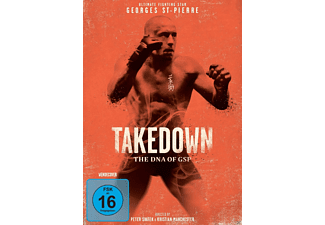 Takedown – The DNA of GSP - (DVD)