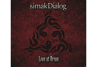 Simakdialog - Live At Orion - (CD)