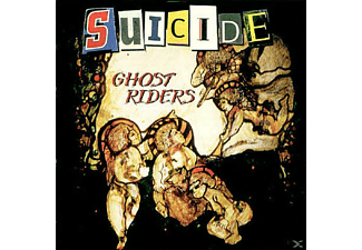 Suicide - GHOST RIDERS - (CD)
