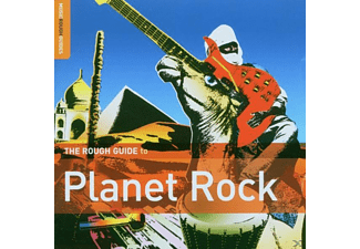 VARIOUS - Rough Guide: Planet Rock - (CD)