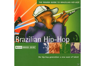 VARIOUS, Diverse Brasilien - Rough Guide: Brazilian Hip-Hop - (CD)