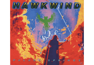 Hawkwind - Palace Springs - (CD)