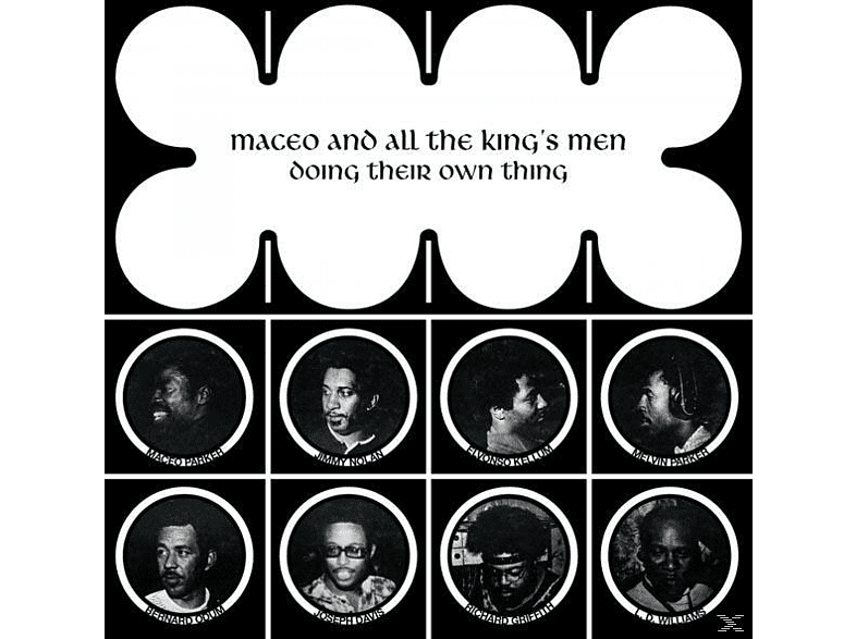 Maceo And All The King's Men - Doing Their Own Thing [Vinyl]
