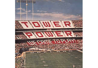 Tower of Power - We Came To Play! - (CD)