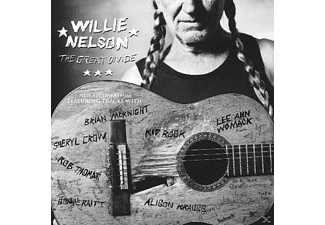 Willie Nelson - The Great Divide - (CD)
