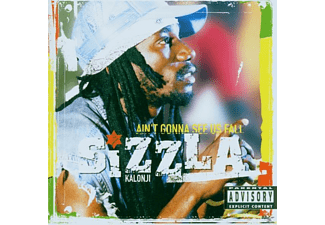 Sizzla - Ain't Gonna See Us Fall - (CD)
