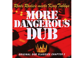 Roots Radics Meets King Tubbys - More Dangerous Dub - (CD)