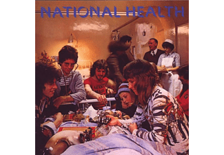 National Health - National Health (Remastered) - (CD)