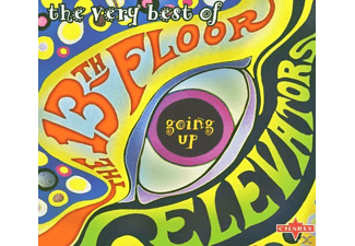 The 13th Floor Elevators - Going Up - Very Best Of - (CD)