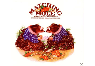 Matching Mole - Matching Mole (Remastered+Expanded 2cd) [CD]