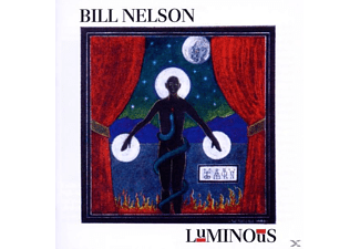 Bill Nelson - Luminous (Remastered) - (CD)