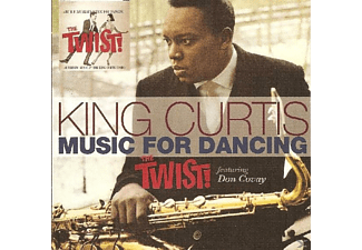 King Curtis - Music For Dancing / The Twist - (CD)