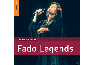 VARIOUS / KATIA GUERREIRO - Rough Guide: Fado Legends (+ - (CD + Bonus-CD)