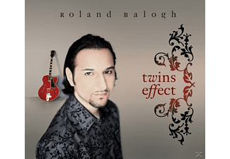 Roland Balogh - Twins Effect - (CD)