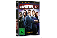 Warehouse 13 - Staffel 5 [DVD]