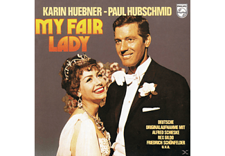 VARIOUS, Chor+Orch.D.Theaters D.Westens - My Fair Lady (Qs) - (CD)