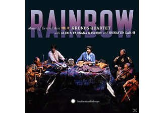 Homayun & Kronos Quartet Sakhi, Fargana & Alim Kronos Quartet With Qasimov - Music of Central Asia Vol.8: Rainbow - (CD)