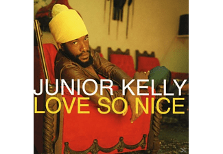 Junior Kelly - Love So Nice - (CD)
