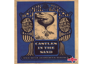 Quicksilver Messenger Service - Castles In The Sand - (CD)