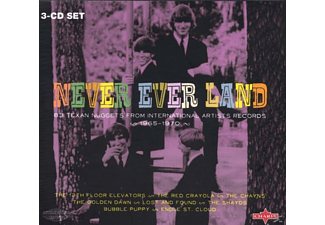 VARIOUS - Never Ever Land [CD]