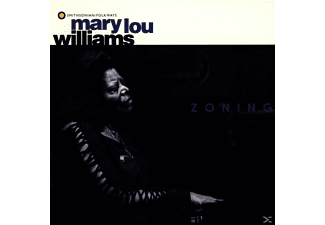 Mary Lou Williams - Zoning - (CD)
