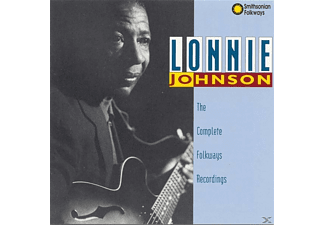 Lonnie Johnson - The Complete Folkways Recordings - (CD)