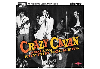 Crazy Cavan - Live At Picketts Lock PT 1 & 2 - (EP (analog))