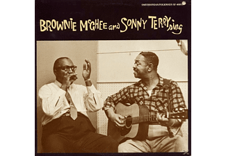 Sonny Terry, Terry Sonny And Brownie Mcghee - Brownie McGhee and Sonny Terry Sing - (CD)