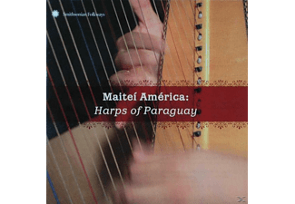 VARIOUS - Maitei America: Harps Of Paraguay - (CD)