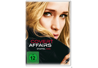 Covert Affairs - Staffel 3 - (DVD)