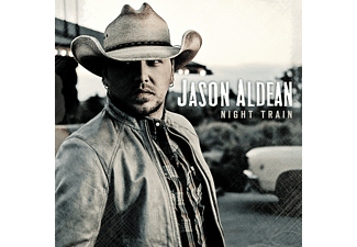 Jason Aldean - Night Train - (CD)