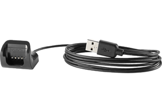 TOMTOM Replacement USB, passend für GPS-Uhr, Dockingstation, Schwarz