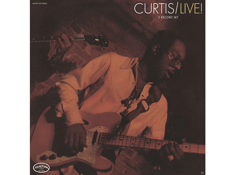 Curtis Mayfield - Curtis/Live! =Expanded= [Vinyl]