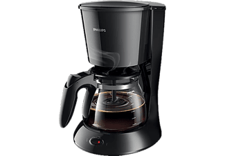 PHILIPS HD 7461/20 Daily Collection, Kaffeemaschine, Schwarz