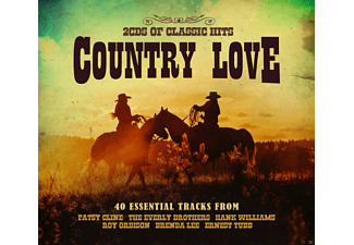 VARIOUS - Country Love - (CD)