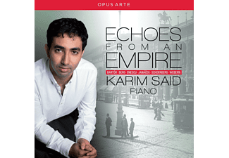 Karim/+ Said - Echoes From An Empire - (CD)