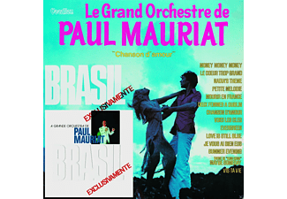 Le Grand Orchestre De Paul Mauriat - Chanson D'amour & Brasil - (CD)